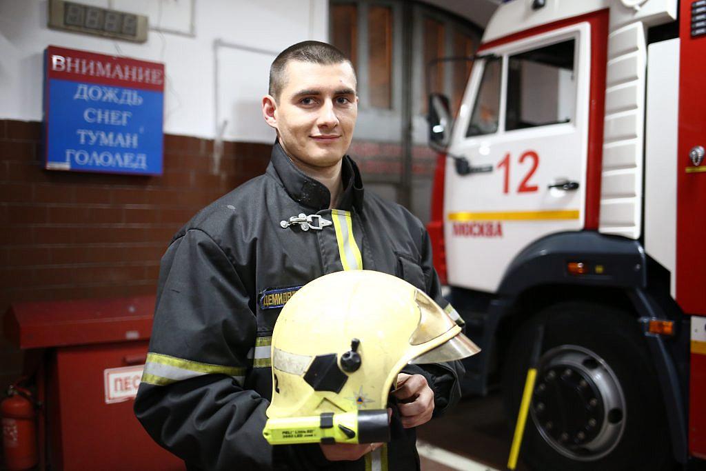 фото конкурс лучшая пожарная часть москва еще